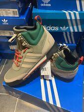 Adidas OG Baara Boot UK 10.5 E 45 EE5531 Casual Hiking Boots Khaki Jake Blauvelt
