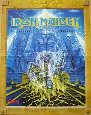 Within Temptation  /  Iron Maiden  __  1 Poster / Plakat  __   Sharon den Adel