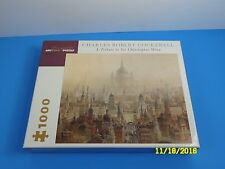Pomegranate Puzzle Tribute to Sir Christopher Wren 1000 Piece Art Cathedrals