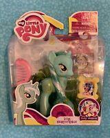 MIB G4 My Little Pony Lyra Heartstrings Royal Wedding green unicorn brushable