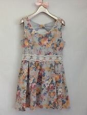 Liz Lisa sister Brand TRALALA Floral Dress hime gyaru (398