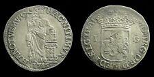 Netherlands / Utrecht - 1 Gulden 1715 ~ CNM. 2.43.119