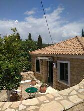Trad. Renov. Steinhaus Griechenland Peloponnes mit Grundstück