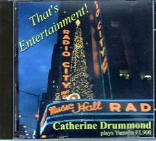 That's Entertainment - Catherine Drummond plays Yamaha EL900 CD