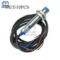 1/2/5/10PCS LJ12A3-4-Z/BY Inductive Proximity Inductive Sensor Switch PNP 6-36V