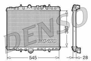 DENSO ENGINE COOLING RADIATOR FOR A PEUGEOT 406 BERLINA 2.0 97KW