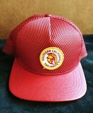 University of Southern California Trojans USC Snapback Trucker Hat Cap