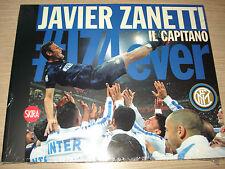 PHOTOGRAPHIC BOOK  JAVIER ZANETTI IL CAPITANO SKIRA SUSANNA WERMELINGER INTER FC