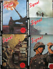 """5 Bände Dokumentation """" Signal """" I-V - Jahr 1977"""