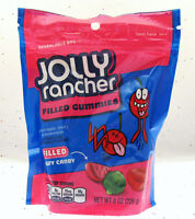 Jolly Rancher Filled Gummies ~ Soft Chewy Candy ~ American Favorites ~ 8oz Bag