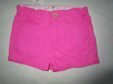 Pumpkin Patch Cotton Shorts for Girls