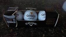 Guinness Callaway Warbird Plus Golf Balls