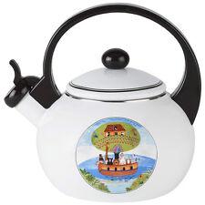 Villeroy & Boch DESIGN NAIF Whistling Tea Kettle