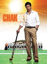 Chak De! India - Ein unschlagbares Team (Shah Rukh Khan) Bollywood DVD NEU+OVP!
