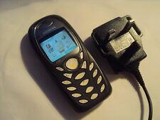 ORIGINALE Siemens A60 telefono cellulare su ORANGE + CARICABATTERIE