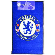CHELSEA FC CREST RUG BEDROOM DOOR CARPET MAT FLOOR NEW GIFT XMAS 80 X 50