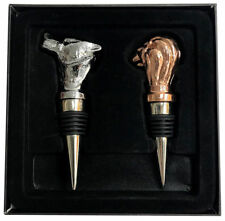 SDCC 2018 Factory Entertainment Game of Thrones Sigils Wine/Bottle Stopper Set