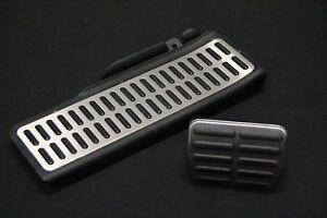 VW Golf Scirocco Pedalkappen Pedalset Pedale Alu Automatik 1K0723131 1K1864551