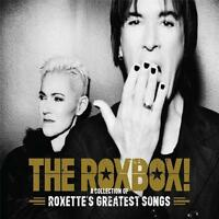 ROXETTE Roxbox! A Collection Of Greatest Songs 4CD BRAND NEW Fatpack Slipcase