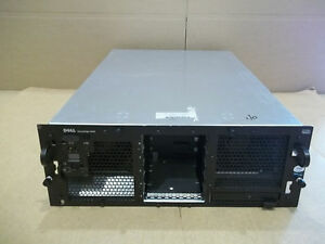 Dell PowerEdge 6850 Server 4x2.6GHz DC Xeon CPUs 16GB 3x73GB 15K SAS RAID Perc5
