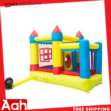 3.2*3*2.5m Inflatable Bounce House Castle Ball Jumper Kids Play Castle