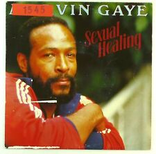 """7"""" Single - Marvin Gaye - Sexual Healing - S1449 - washed & cleaned"""