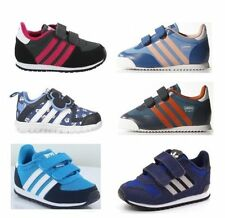 adidas Casual Trainers Hook & Loop Fasteners Shoes for Boys