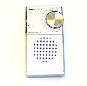 grundig yacht boy 55 altes Radio funktioniert einwandfrei