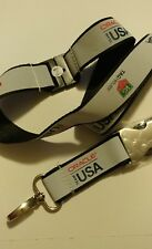2 New  Reflective   Lanyard  Oracle, PUMA Team  USA