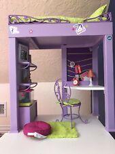 American Girl Doll MCKENNA LOFT BED Set