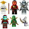 Ninjago CUSTOM Lego Minifigures Zane Lloyd Kai Cole Pythor Marvel FAST POST