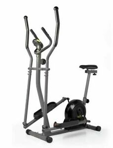 Brand New Opti Magnetic 2 in 1 Cross Trainer and Exercise Bike