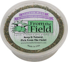 FROM THE FIELD ORGANIC CATNIP SILVER VINE MIX 3.5 OZ TUB AMERICAN. FREE SHIP USA