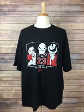 Filthy Dripped Men's T shirt  Be Like Mike Short Sleeve 100% Cotton Size 3X, A8