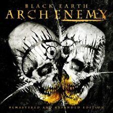 ARCH ENEMY - BLACK EARTH (RE-ISSUE+BONUS)  2 CD  HARD & HEAVY / METAL  NEW+