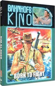 Born To Win Blu-Ray & DVD Mediabook B Cinestrange Extreme Bruno Matti 1989