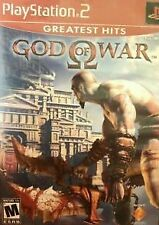 God of War Greatest Hits (Sony PlayStation 2 PS2 Game) b7