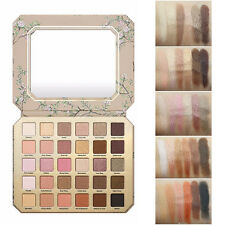30 colors Shimmer Eyeshadow Contour Palette Makeup Powder Fruit Lasting