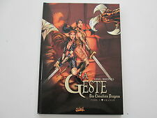 GESTE DES CHEVALIERS DRAGONS T2 REEDITION TTBE AKANAH