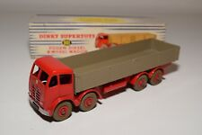 U 1:43 DINKY TOYS 901 FODEN DIESEL 8 WHEEL WAGON TRUCK EXCELLENT BOXED