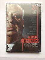 Alfred Hitchcock: A Legacy of Suspense (DVD, 2011, 4-Disc Set) - 20 FILMS - NEW