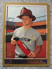 L#63 1997 Topps #3 Billy Wagner, Houston Astros, NrMt