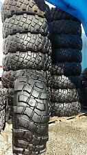 Off road tires Michelin XML 395/85R20 tires 75-95% treads remaining