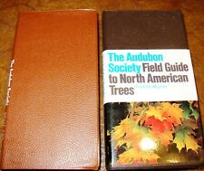 Audubon Society North American Trees Dendrology Eastern & Western Region 2 Vol.