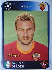 Panini 301 Daniele de Rossi AS Roma UEFA CL 2010/11
