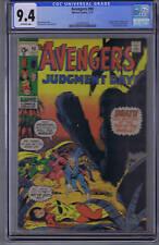 Avengers #90 Marvel 1971 Cgc 9.4