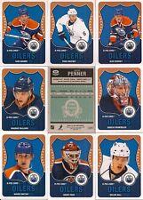 2010-11 OPC O-Pee-Chee Retro Edmonton Oilers Complete Team Set (23)