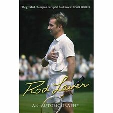 Rod Laver: An autobiography, Rod Laver, Very Good condition, Book