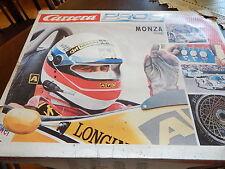 Autorennbahn Carrera Profi Monza70100  mit Zubehöhr