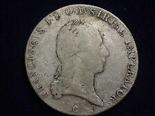 Taler 1824 C Franz Prag   W/15/255/A